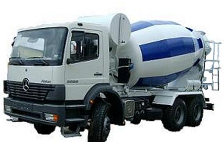 Spare Parts for truckmixer
